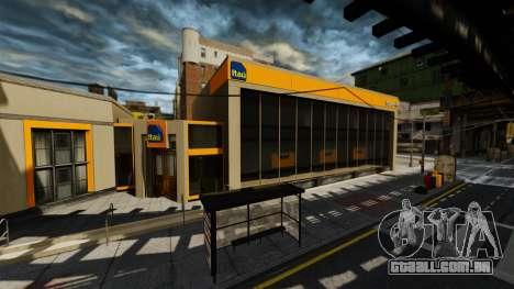 Lojas brasileiras para GTA 4 por diante tela