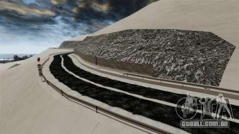Localização Nevada Sakina para GTA 4 sétima tela