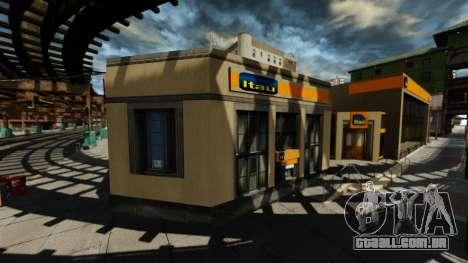 Lojas brasileiras para GTA 4 quinto tela