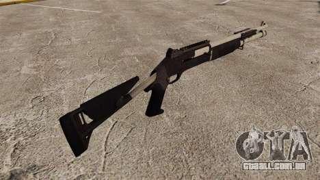 Espingarda M1014 v1 para GTA 4 segundo screenshot
