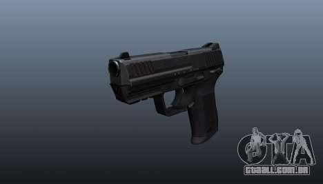 Arma HK45C v1 para GTA 4