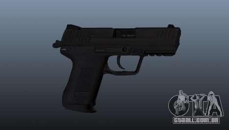 Arma HK45C v1 para GTA 4 terceira tela