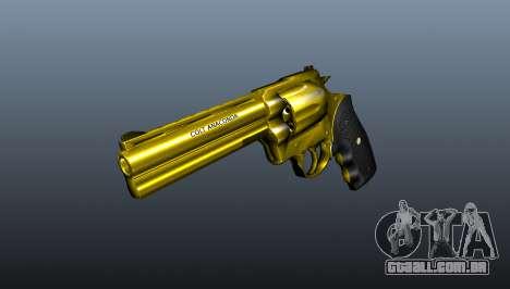 Revólver Colt Anaconda v2 para GTA 4