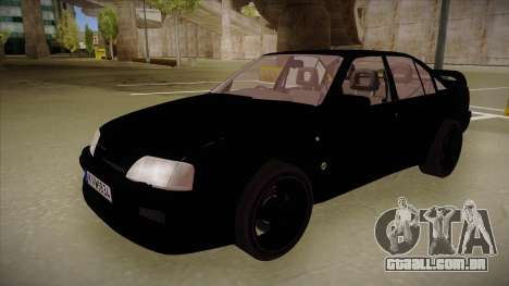 Lotus Carlton para GTA San Andreas