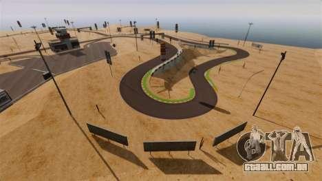 Localização DesertDrift ProStreetStyle para GTA 4 terceira tela