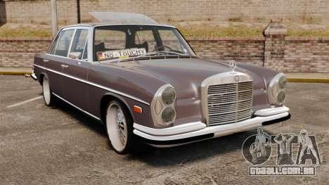 Mercedes-Benz 300 SEL 1971 para GTA 4