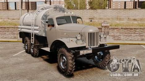 Caminhão ZIL-157 para GTA 4