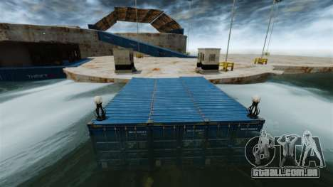Base naval para GTA 4 segundo screenshot