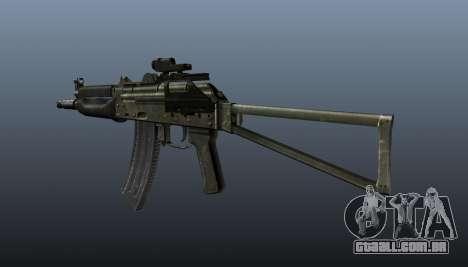 Automático AKS74U v2 para GTA 4 segundo screenshot