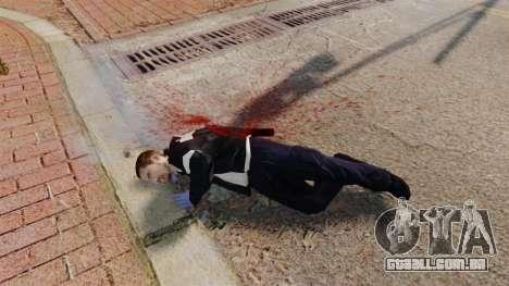 Sangue e barras para GTA 4 segundo screenshot