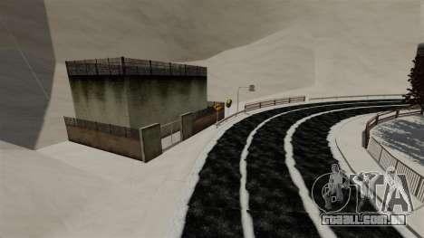 Localização Nevada Sakina para GTA 4 terceira tela