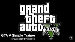 GTA 5 simple trainer by ioritree para GTA 5