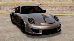 Porsche 911 GT2 RS 2012 Turbo para GTA 4