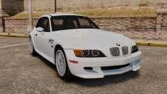 BMW Z3 Coupe 2002