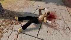 Sangue e barras para GTA 4