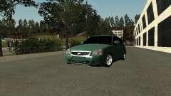 VAZ 2172 hatchback 5 DV para GTA San Andreas