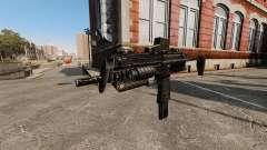 V2 de pistola-metralhadora HK MP7