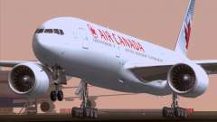 Boeing 777-200ER Air Canada