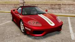 Ferrari 360 Spider 2000 [EPM]