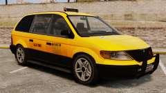 Taxista com novos discos