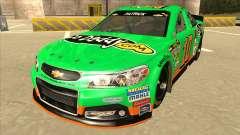 Chevrolet SS NASCAR No. 10 Go Daddy para GTA San Andreas