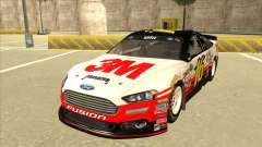 Ford Fusion NASCAR No. 16 3M Bondo para GTA San Andreas