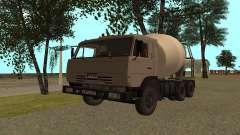 Camiões KAMAZ 53115