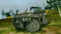 ATV da medalha de honra