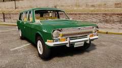 Volga GAZ-24-02