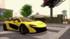 McLaren P1 EPM