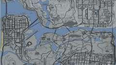 Mapear no estilo de GTA 5 para GTA San Andreas