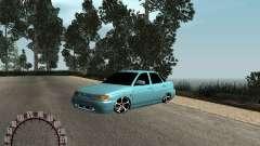 VAZ 2110 limousine para GTA San Andreas