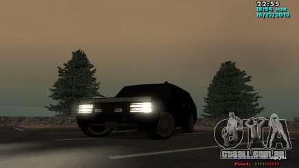 Huntley Mp-Bandit para GTA San Andreas