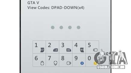 Team XPG GTA V Trainer 9 para GTA 5
