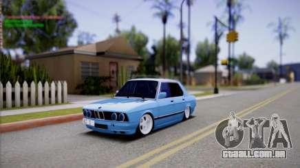 BMW 535I E28 para GTA San Andreas