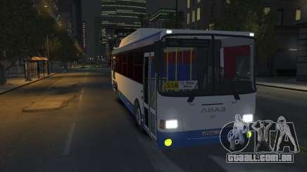 LIAZ 2013 5256.57-01 para GTA 4