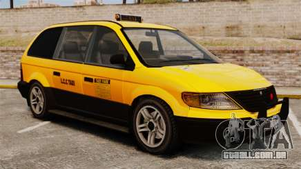 Taxista com novos discos para GTA 4