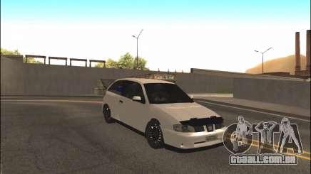 Seat Ibiza Cupra R 1.8 20V 2002 para GTA San Andreas