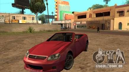 Feltzer benfeitor do GTA 4 para GTA San Andreas