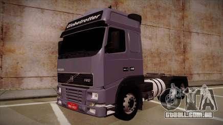 Volvo FH12 Globetrotter para GTA San Andreas