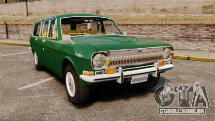 Volga GAZ-24-02 para GTA 4
