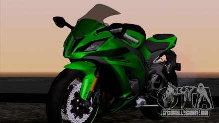 Kawasaki ZX-10R ABS 2011 para GTA San Andreas