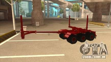 2-nd-madeira transportadora para Hayes H188 para GTA San Andreas
