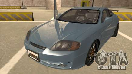 Hyundai Coupe V6 Soft Tuned v1 para GTA San Andreas