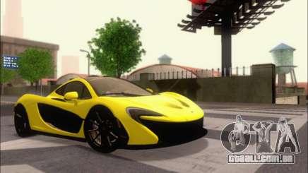 McLaren P1 EPM para GTA San Andreas