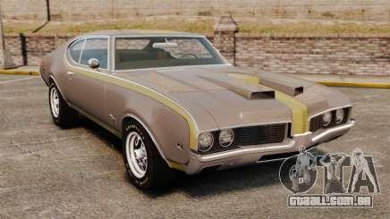 Oldsmobile Cutlass Hurst 442 1969 v1 para GTA 4