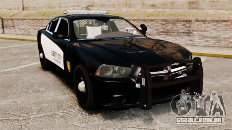 Dodge Charger 2013 LCPD STL-K Force [ELS] para GTA 4