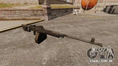 QJY-88 geral finalidade metralhadora para GTA 4