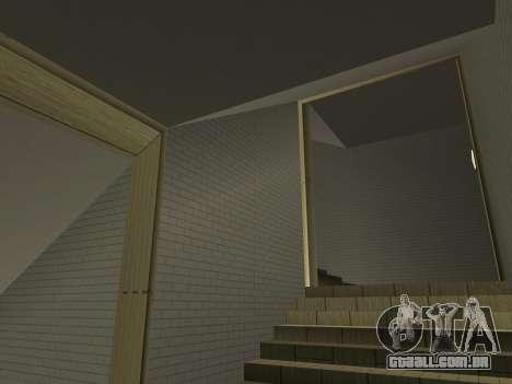 Novas texturas Interior da prefeitura para GTA San Andreas sexta tela
