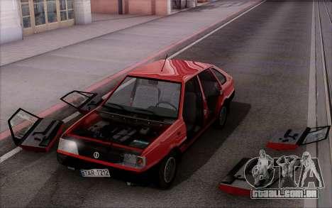 FSO Polonez Caro 1.4 GLI 16V para o motor de GTA San Andreas